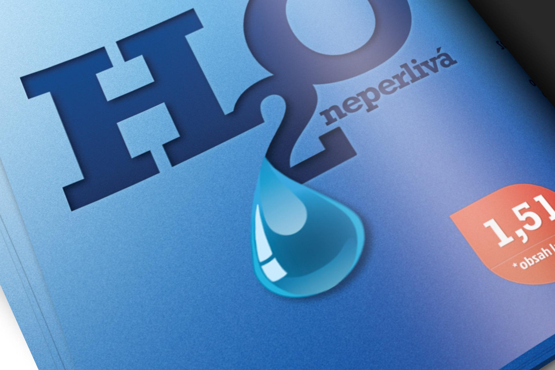 etiketa H2O