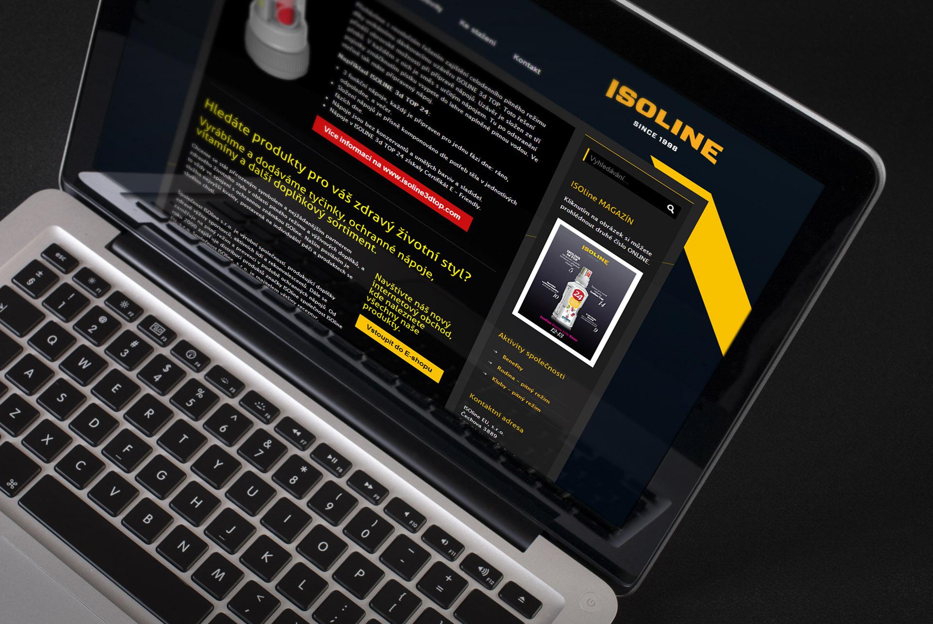 web ISOline